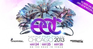 Electric Daisy Carnival Heading to Chicago!